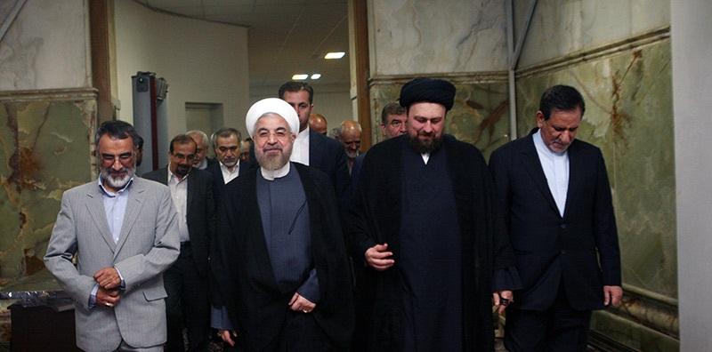 انتقاد تند جماران از اقدام بیسابقه روحانی در هفته دولت!