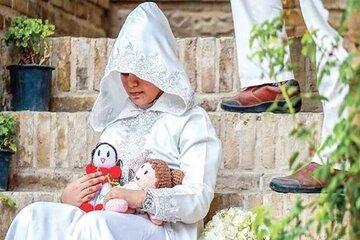 دختربچه ۱۱ساله اهوازی در سنت «فصلیه» معامله شد