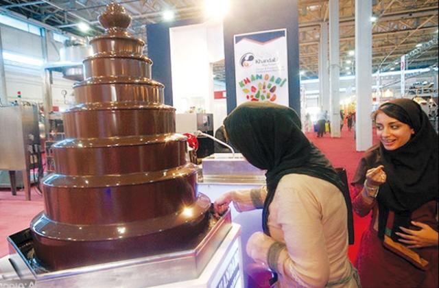 رقابت شانه بهشانه شکلاتها از ایران تا برزیل