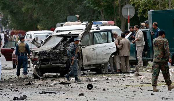 انفجار بمب در مسیر معاون رئیس جمهوری افغانستان