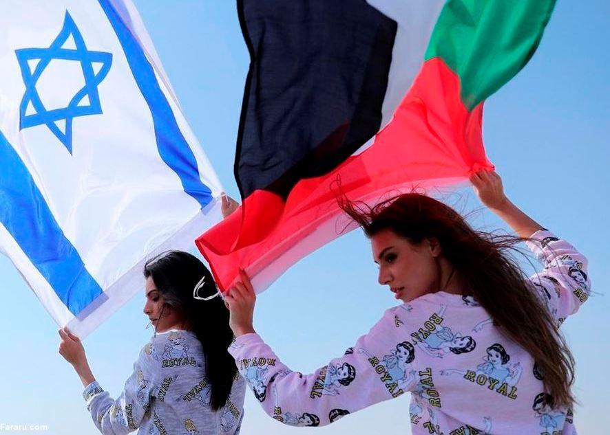 ببینید | دیپلماسی مدلینگ اسرائیل در امارات