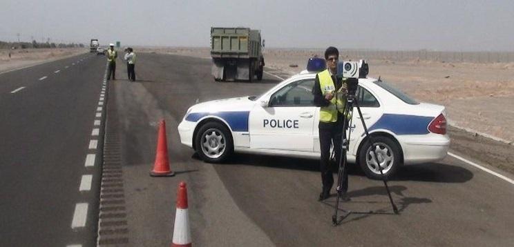 پلیس راهور در جاده کمین میکند؟