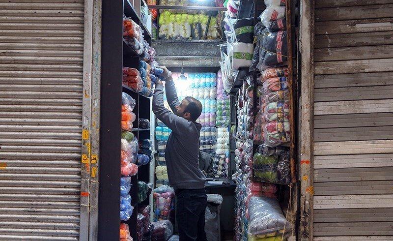 کاهش ۶۰درصدی فروش شال و روسری در بازار تهران