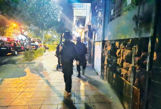 عملیات مرگبار آقای کارگردان در سهراه طالقانی