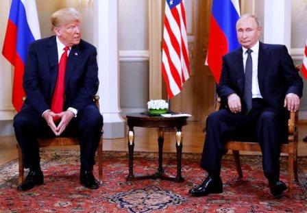 چرا ترامپ از پوتین میترسد؟