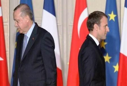 چرا اردوغان از دست ماکرون عصبانی است؟