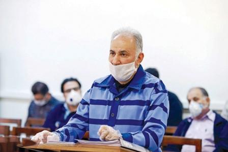 جزئیات فرجام پرونده نجفی در قتل میترا استاد