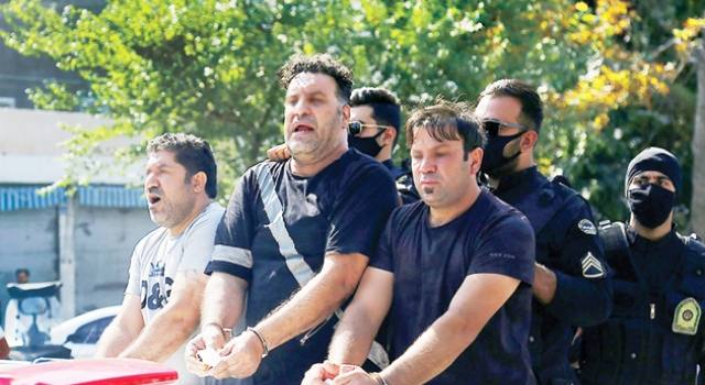 دورگردانی دو گروه از اراذل و اوباش در شرق پایتخت