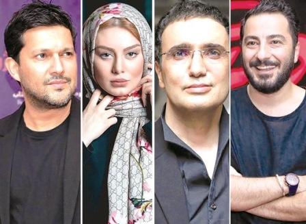 ۱۲چهره جنجالی سینمای ایران در سال ۹۹