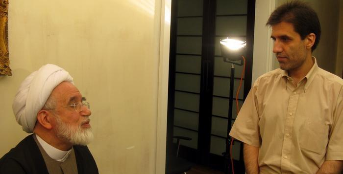 پسر کروبی: پدرم پس از ۴سال به خانهخود منتقل شدند