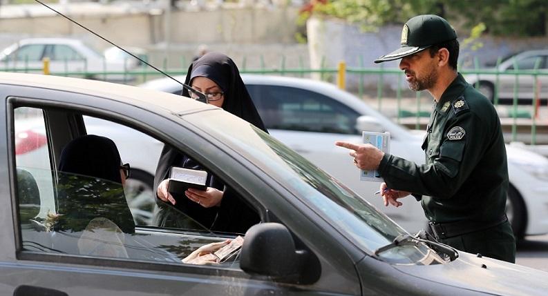 نحوه اعتراض به پیامکهای بدحجابی در خودرو