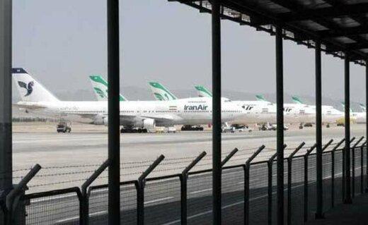 ترکیه جلو پروازهای ورودی از ایران را گرفت