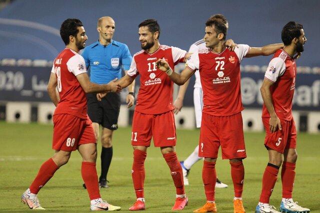 پرسپولیس به رای AFC درباره آل کثیر اعتراض میکند