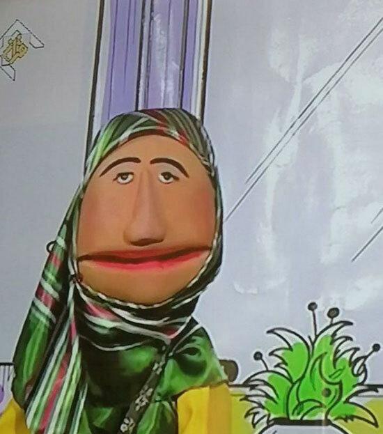 ببینید | جنجال عروسک زشت در شبکه معارف