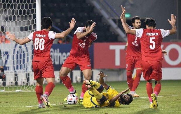 چراغ سبز فیفا به AFC در شکایت النصر از پرسپولیس