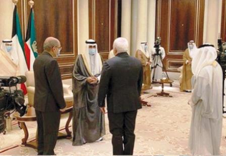 روابط کویت و ایران تقویت میشود؟
