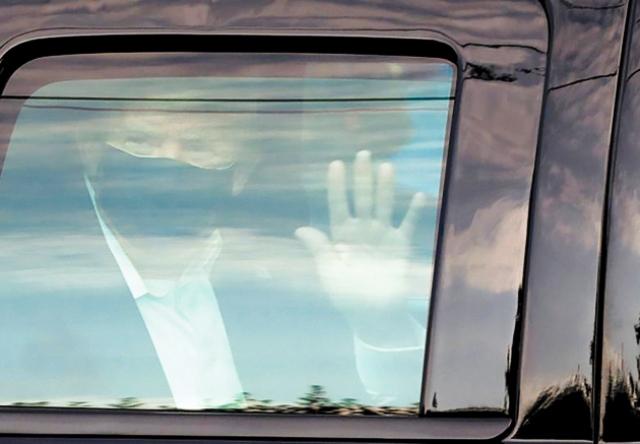مانور عجیب و خطرناک ترامپ در آمریکا