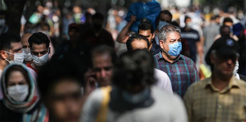 ماسک زدن از شنبه در تهران اجباری میشود
