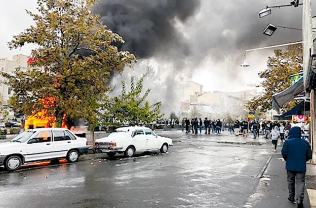 ناآرامیهای دی ۹۶؛ یک جرقه کوچک در مشهد