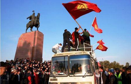 در قرقیزستان چه خبر است؟