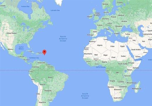 فرار یک متهم اقتصادی بهجزیرهای در اقیانوس اطلس