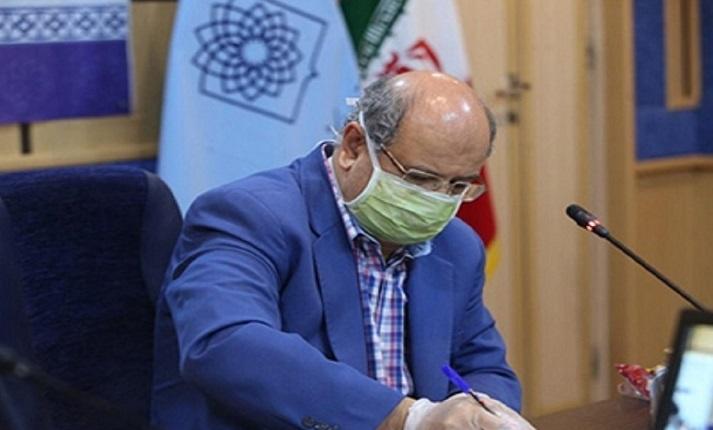 درخواست زالی: تهران یک هفته دیگر تعطیل شود