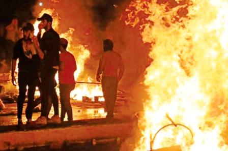 آتش بنزین؛ اعتراضات آبان سال ۹۸