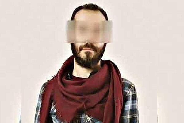 اتهام کیوان الف فساد فیالارض اعلام شد