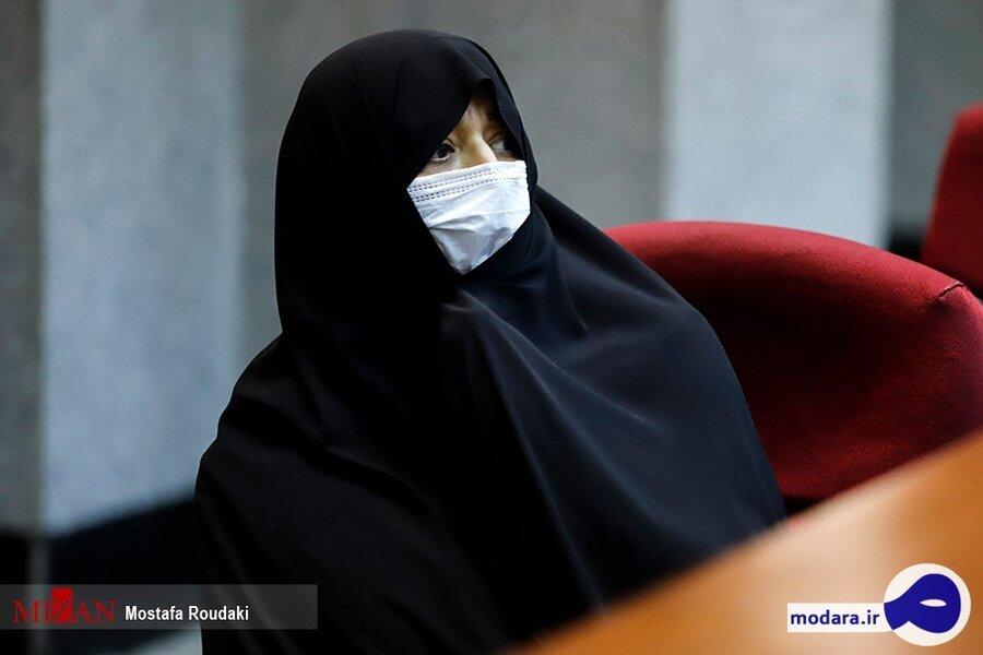 زن حاضر در جلسه دادگاه محمد امامی که بود؟