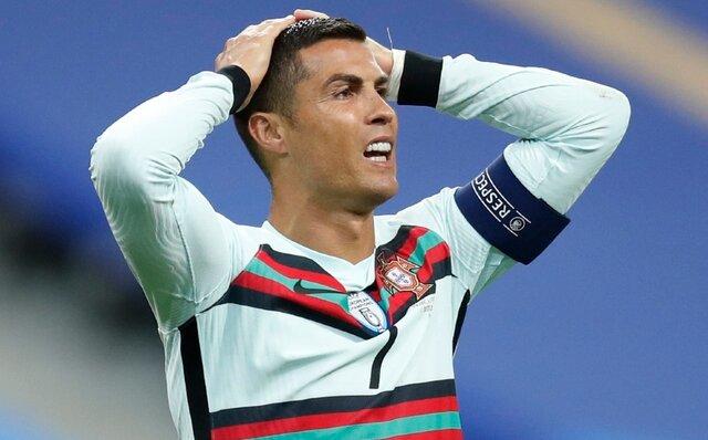 رونالدو به کرونا مبتلا شد