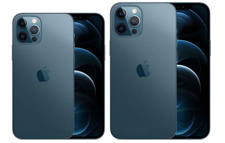 اپل از خانواده موبایلهای آیفون ۱۲ رونمایی کرد