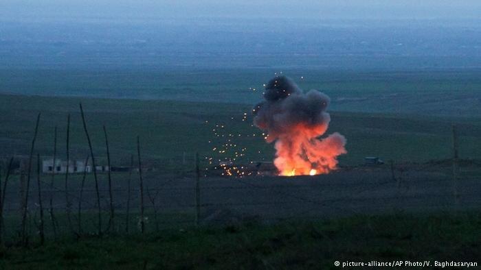 واکنش ایران به اصابت چند راکت جنگی در مرز