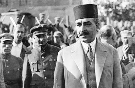 هزار دستان حکومت رضاخان و فرجام تلخش
