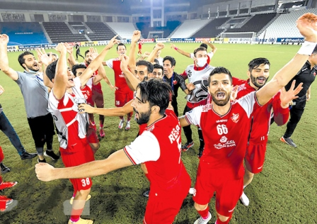 خوشیهای کوتاه مدت فوتبال ایران
