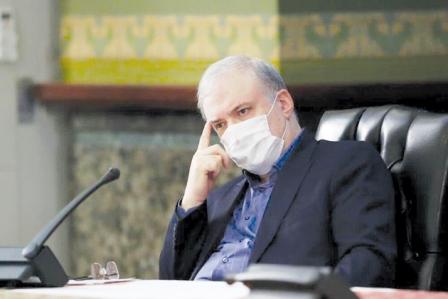 گلایهها و هشدار وزیر بهداشت درباره اپیدمی کرونا