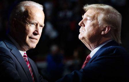 رقابت نفسگیر بایدن و ترامپ ۱۳روز مانده به انتخابات 