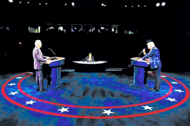 همه چیز درباره آخرین مناظره انتخابات آمریکا