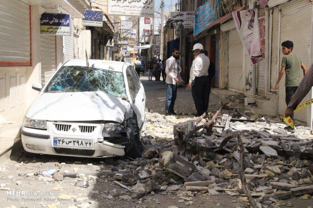 جزییات جدید از زلزله ۵.۴ریشتری در استان قزوین