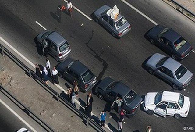 مقایسه آمار قربانیان حوادث رانندگی با تلفات کرونا