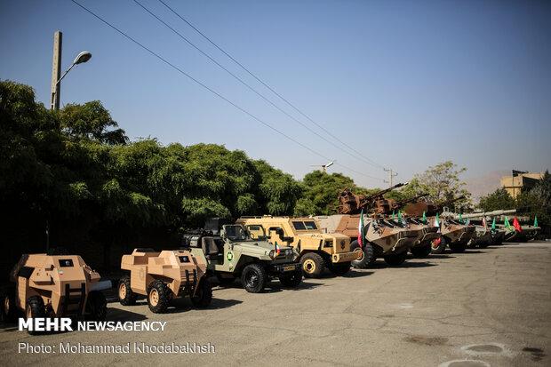 تیپ ۳۲۱ ارتش به مرزهای شمال غرب اعزام شد
