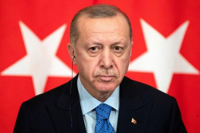 انتشار کاریکاتور اردوغان در شارلیابدو