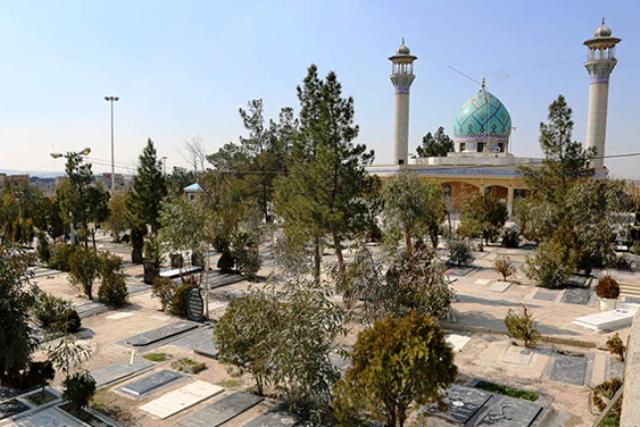 قیمت سرسامآور قبرهای لوکس تهران
