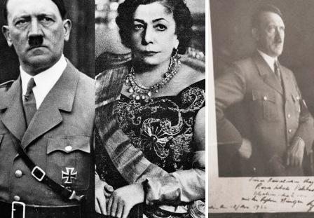 وقتی تهرانیها برای سخنرانی هیتلر هورا میکشیدند!