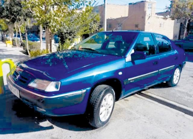 هفت خودروی آبی که هوش از سرتان میبرد
