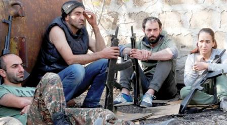 جنگ قرهباغ؛ آذربایجان خوشحال و ارمنستان سوگوار