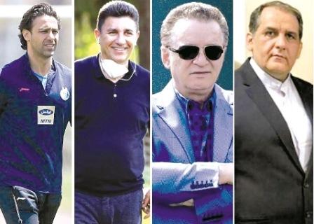 ماجراهای جنجالی و ادعاهای عجیب فوتبالیها