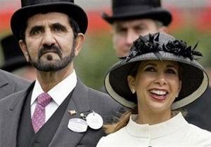 افشای رابطه همسر حاکم دوبی و بادیگاردش