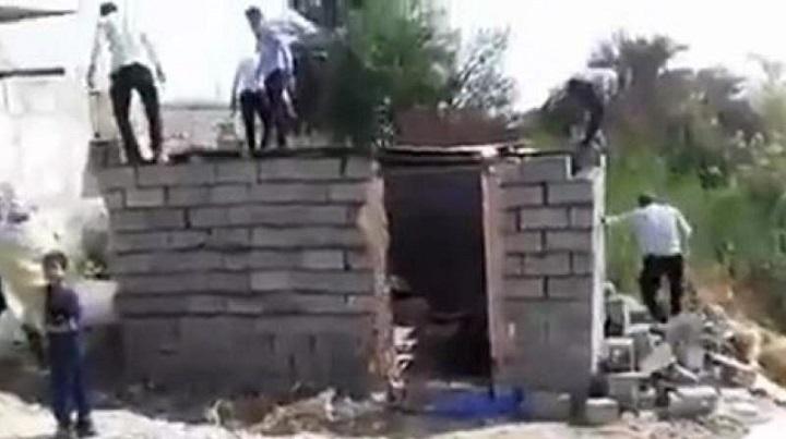 دستور جهانگیری در پی تخریب خانه یکزن در بندرعباس