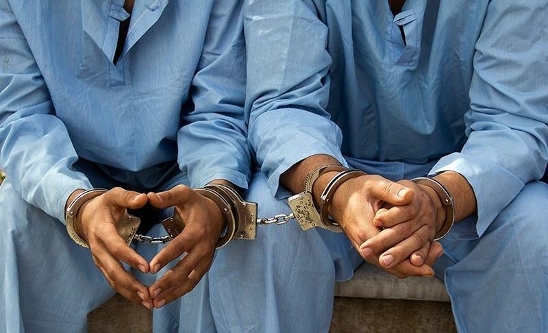 سلاطین صیغه و دارو دستگیر شدند