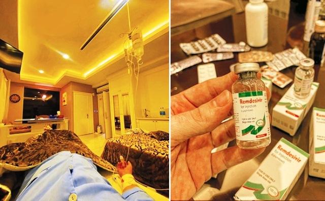 گزارشی خواندنی از هتل بیمارستانهای لوکس تهران
